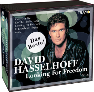 David Hasselhoff - Looking for Freedom (3CD)