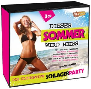 Dieser Sommer wird heiss