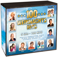 100 Weihnachts-Hits