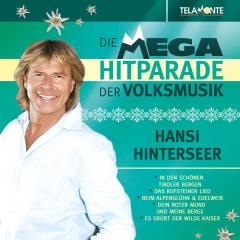 Die Mega-Hitparade der Volksmusik