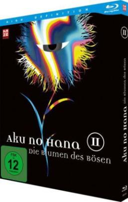 Aku no Hana, 1 Blu-ray (Mediabook). Vol.2