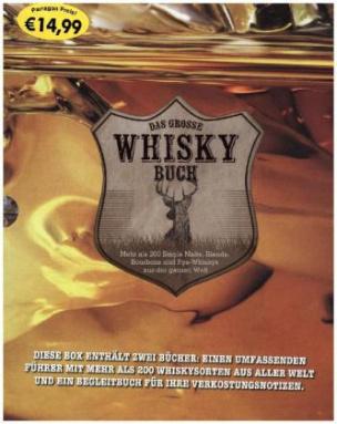 Das große Whisky Buch, 2 Bde.