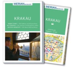 MERIAN momente Reiseführer Krakau