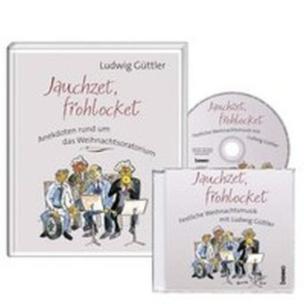 Jauchzet, frohlocket, m. 1 Audio-CD
