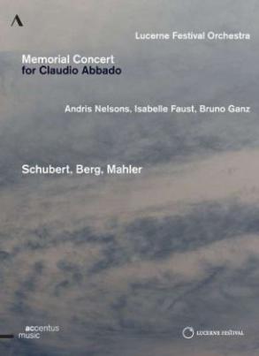 Gedenkkonzert für Claudio Abbado, 1 DVD