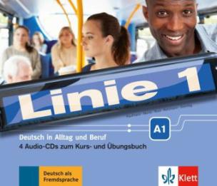 4 Audio-CDs zum Kurs- und Übungsbuch A1