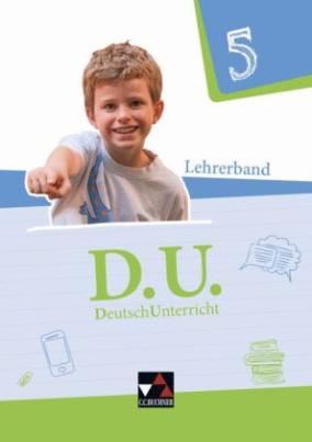 5. Schuljahr, Lehrerband, m. CD-ROM