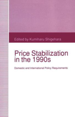 Price Stabilization in the 1990s