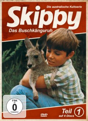 Skippy - Das Buschkänguruh  Staffel 1