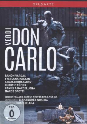 Don Carlo, 2 DVDs