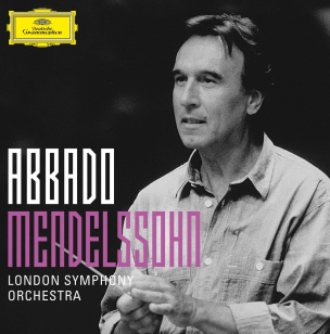 Abbado - Mendelssohn, 5 Audio-CDs