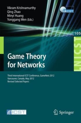 Game Theory for Networks
