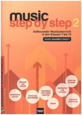 Schülerarbeitsheft, m. Audio-CD