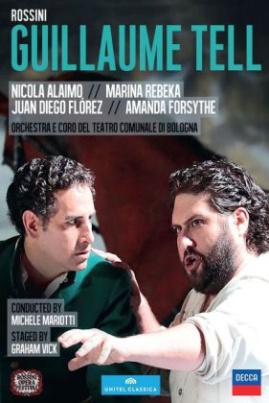 Guillaume Tell, 2 DVD