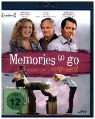 Memories to Go - Vergeben und vergessen!, 1 Blu-ray