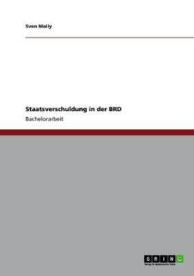 Staatsverschuldung in der BRD