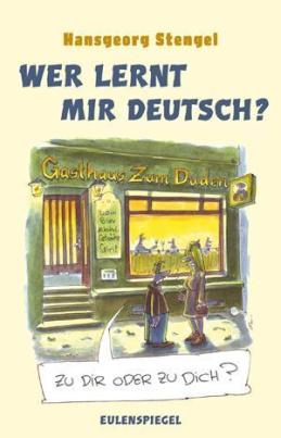 Wer lernt mir deutsch