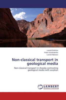 Non-classical transport in geological media