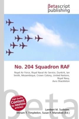 No. 204 Squadron RAF