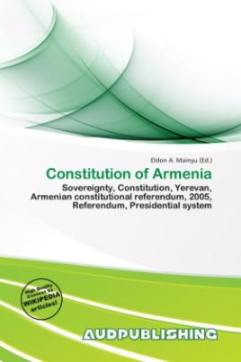 Constitution of Armenia