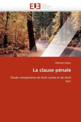 La clause pénale