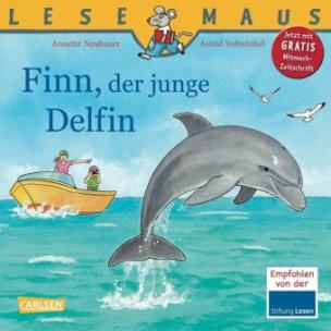 Finn, der junge Delfin