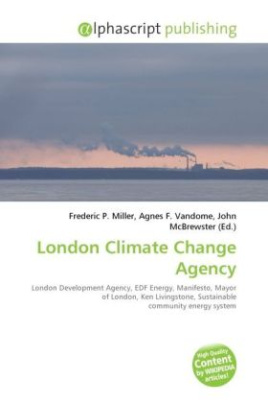 London Climate Change Agency