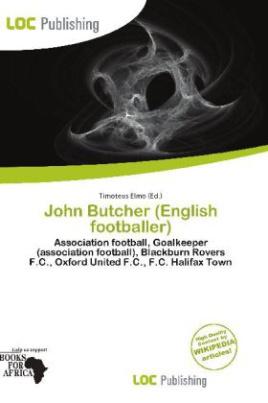 John Butcher (English footballer)