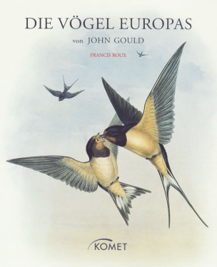 Die Vögel Europas von John Gould