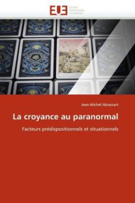 La croyance au paranormal