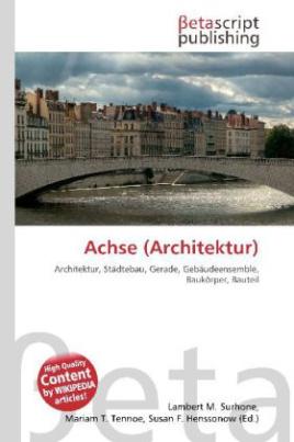 Achse (Architektur)