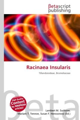 Racinaea Insularis
