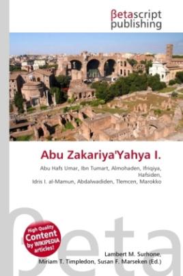 Abu Zakariya'Yahya I.