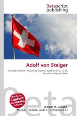 Adolf von Steiger