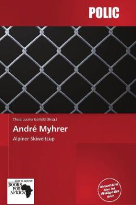 André Myhrer