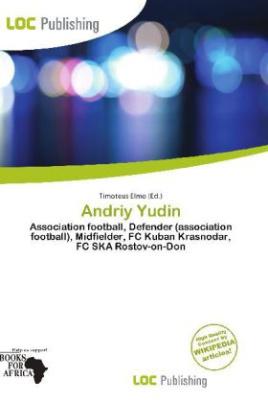 Andriy Yudin