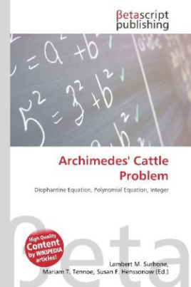 Archimedes' Cattle Problem