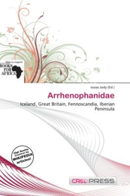 Arrhenophanidae