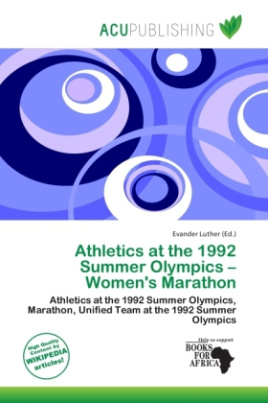 Athletics at the 1992 Summer Olympics - Women's Marathon