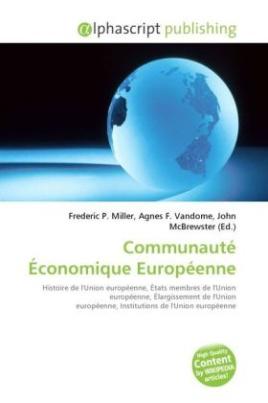 Communauté Économique Européenne