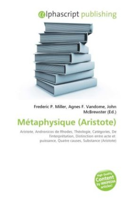 Métaphysique (Aristote)