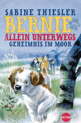 Eisenburger: Bernie allein unterwegs Geheimnis im Moor (HC)
