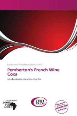Pemberton's French Wine Coca