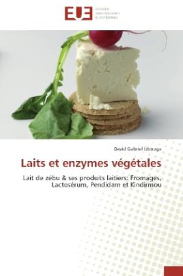 Laits et enzymes végétales
