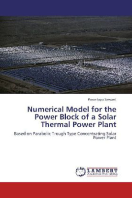 Numerical Model for the Power Block of a Solar Thermal Power Plant