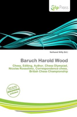 Baruch Harold Wood
