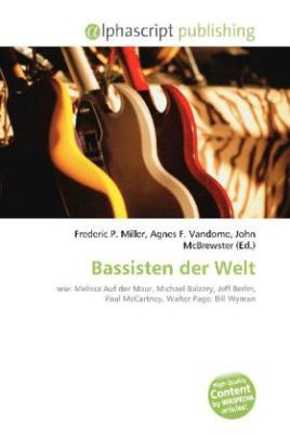 Bassisten der Welt