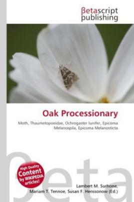 Oak Processionary