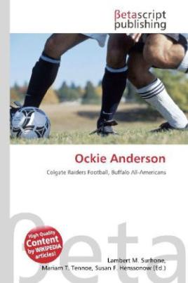 Ockie Anderson