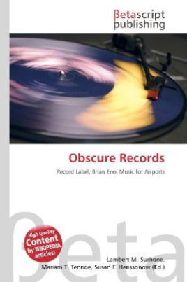 Obscure Records